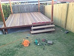 Stand Alone Deck Designs : Stand alone deck with roof advice