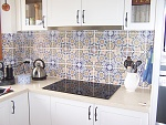 Kitchen Tiles Melbourne exellent kitchen tiles melbourne blue gloss from johnson laid in a